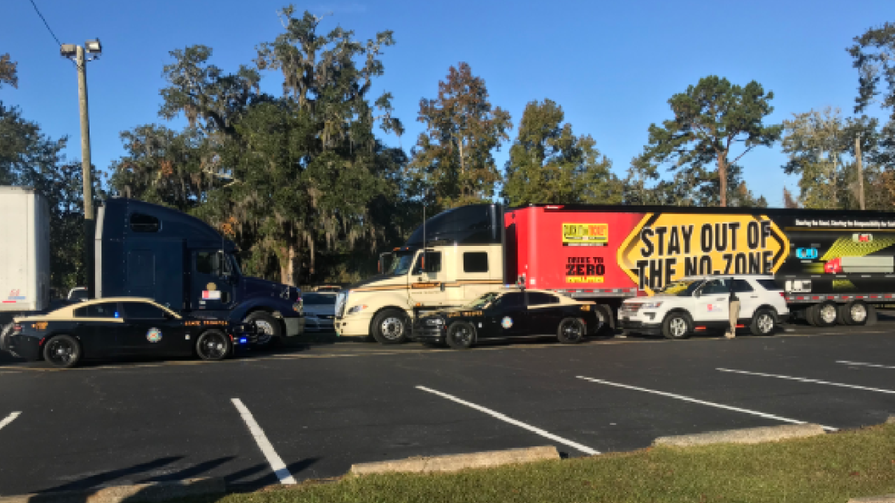 FHP, TN Highway Patrol team up to send Panama City items for