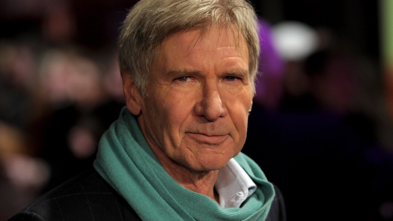 Harrison Ford's close call at California airport was caught on video