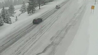 CDOT warns of widespread snow, heavy traffic Saturday along I-70 Mountain Corridor