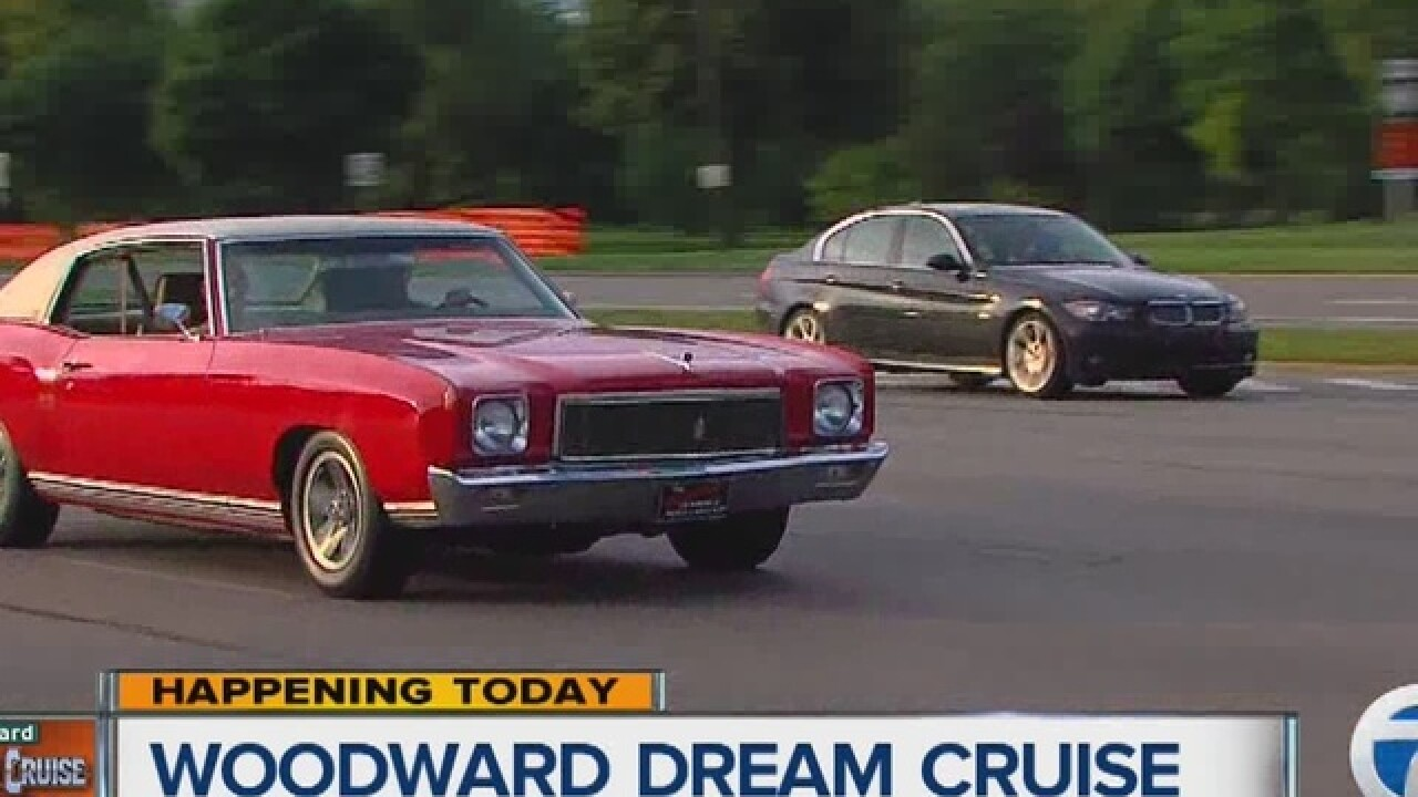 From Ferndale to Pontiac, it's Dream Cruise time