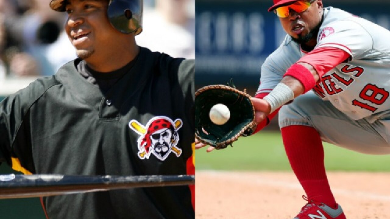 Former MLB players Luis Valbuena and Jose Castillo killed in car crash, per reports