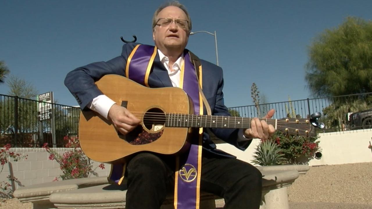 Rev. Glenn Swain
