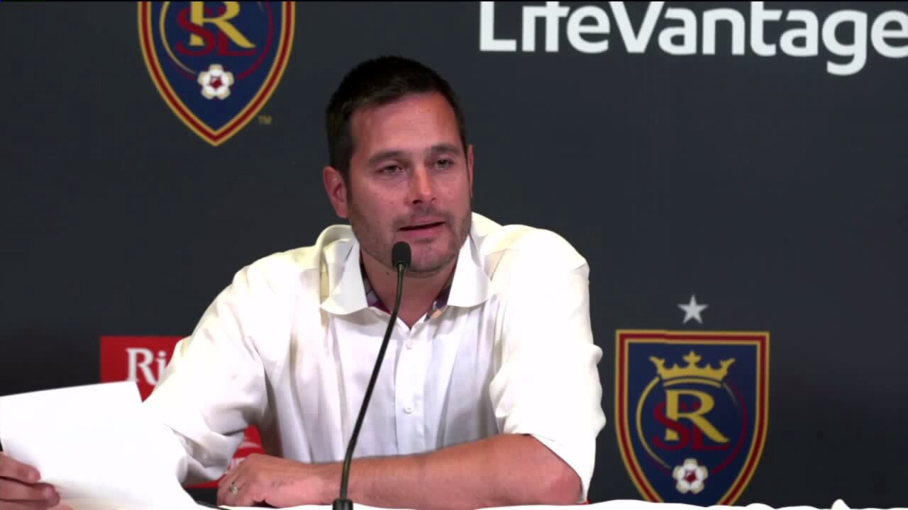 Mike Petke issues statement after being fired as Real Salt Lake's head coach