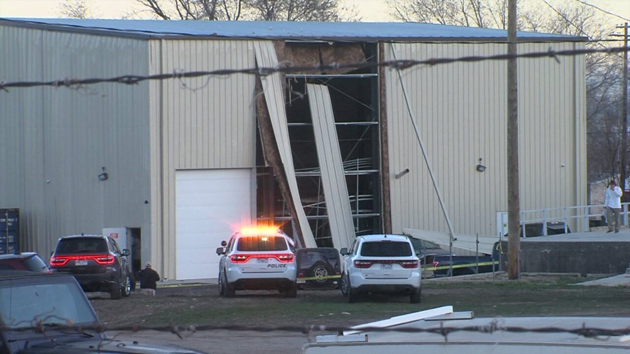 A man in his 30s died in an explosion in Brigham City, UT on March 10, 2020