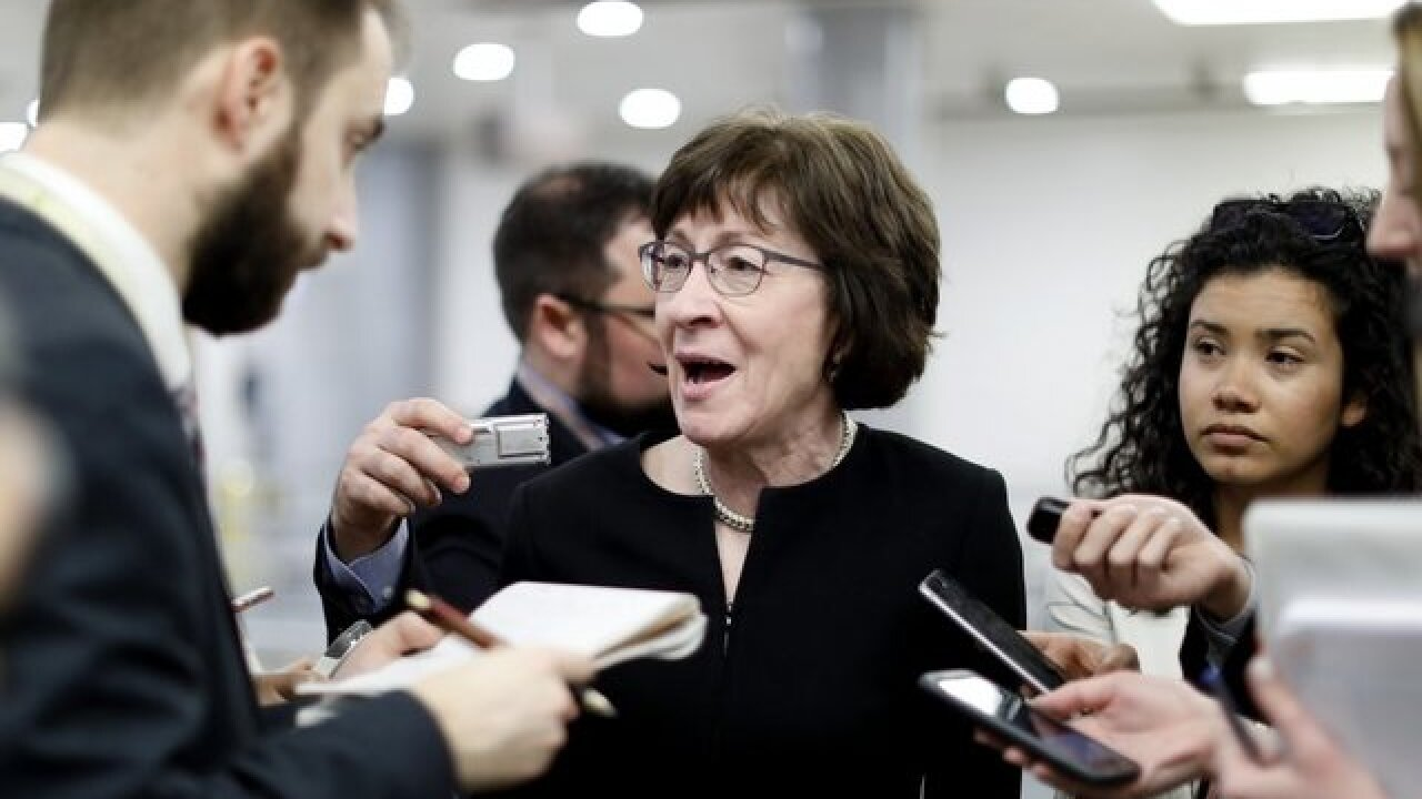 Kavanaugh vote: Sen. Collins announced she will vote for Kavanaugh, assuring his confirmation