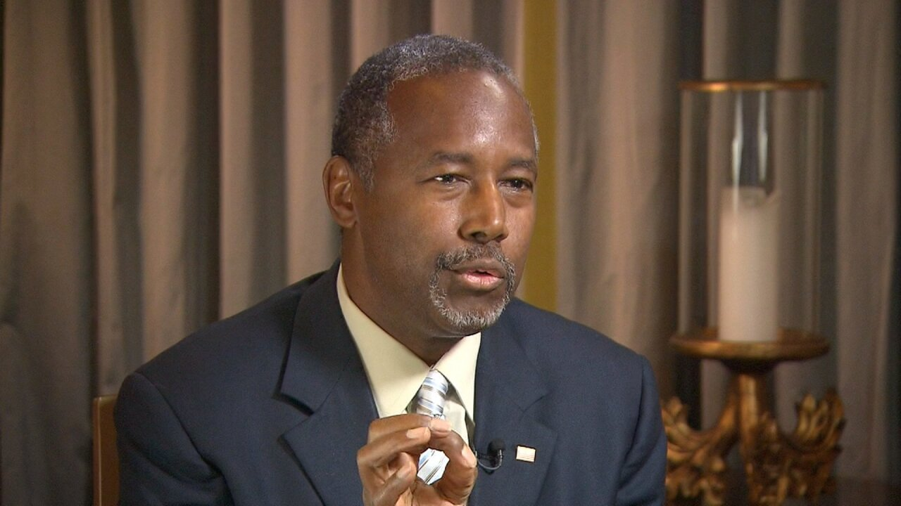 Ben Carson compares abortion to slavery