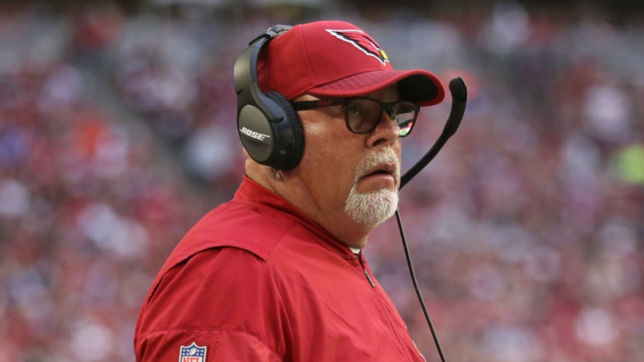 Bruce Arians Arizona Cardinals