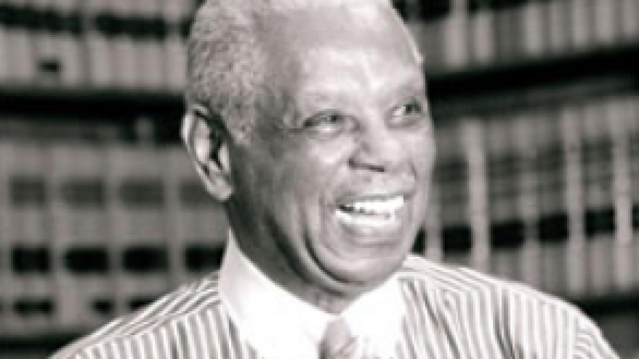 Judge Damon J. Keith