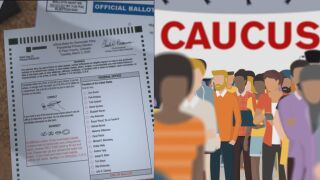 Primary vs. caucus: The differences and what you need to know