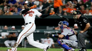 Adam Jones named Orioles MVP, day after making large charitable contribution