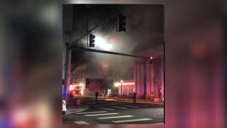 Middletown U.S. Hotel fire