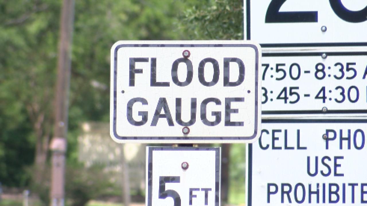 Flood Gauge