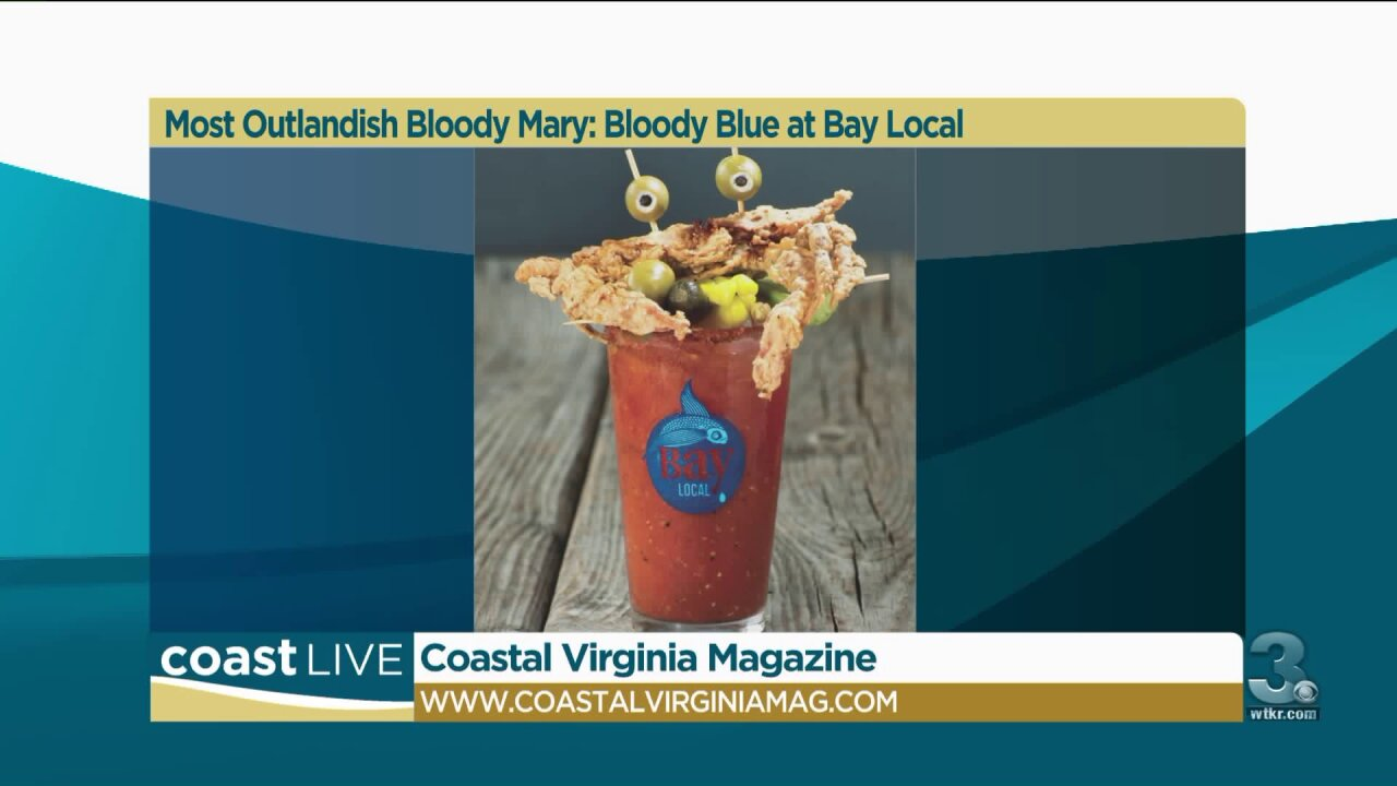 The Ultimate Bloody Mary Guide on Coast Live