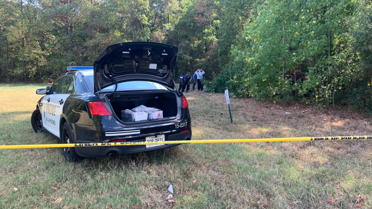 Body found in woods near Rosie's Gaming Emporium