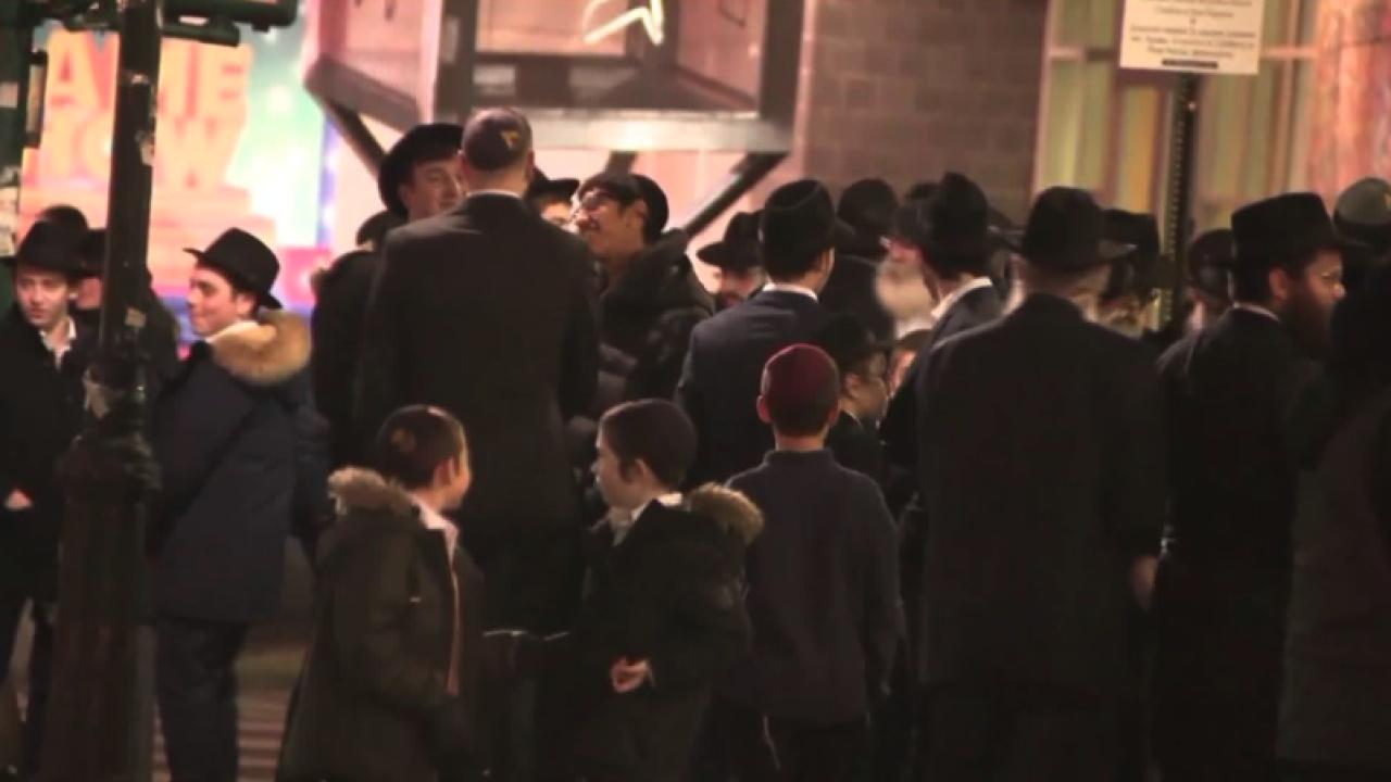 NYPD investigates anti-Semitic attacks