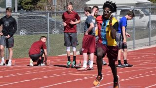 Former Helena High sprints champion Zander Mozer signs with University of Providence track and field