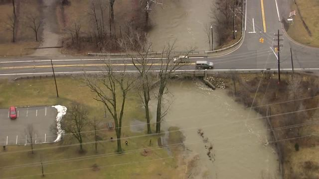 Photo gallery: Clinton River floods in Macomb County after February rain
