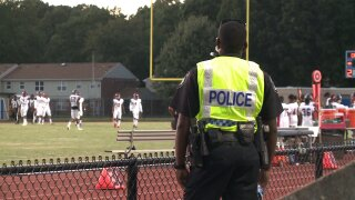 More police to patrol high school football games after shooting left threeinjured