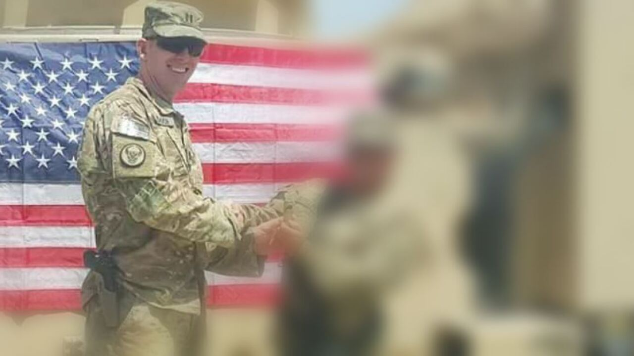 Dad killed at Chesterfield Wawa was a 'war hero'
