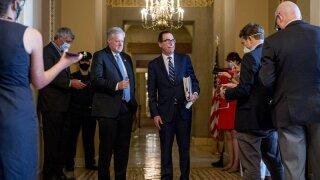 Progress slow as urgency grows on virus relief legislation