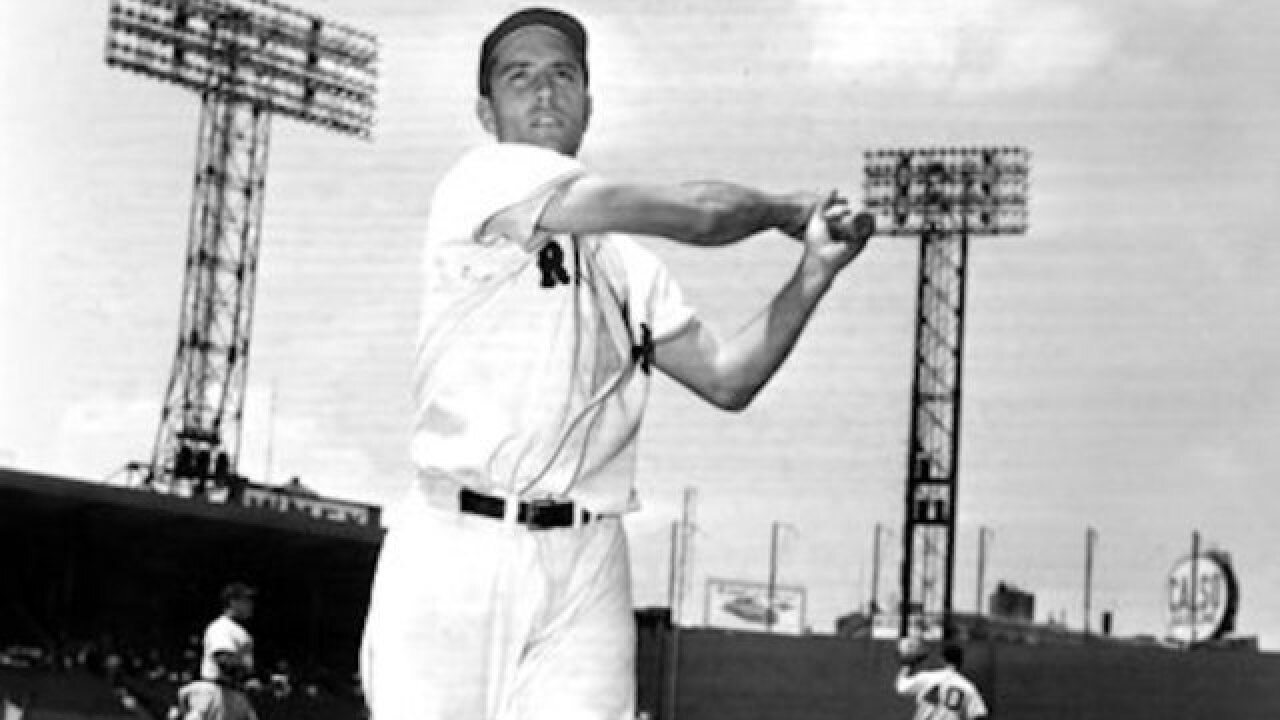Former major leaguer Jim Piersall dies at 87, Red Sox say