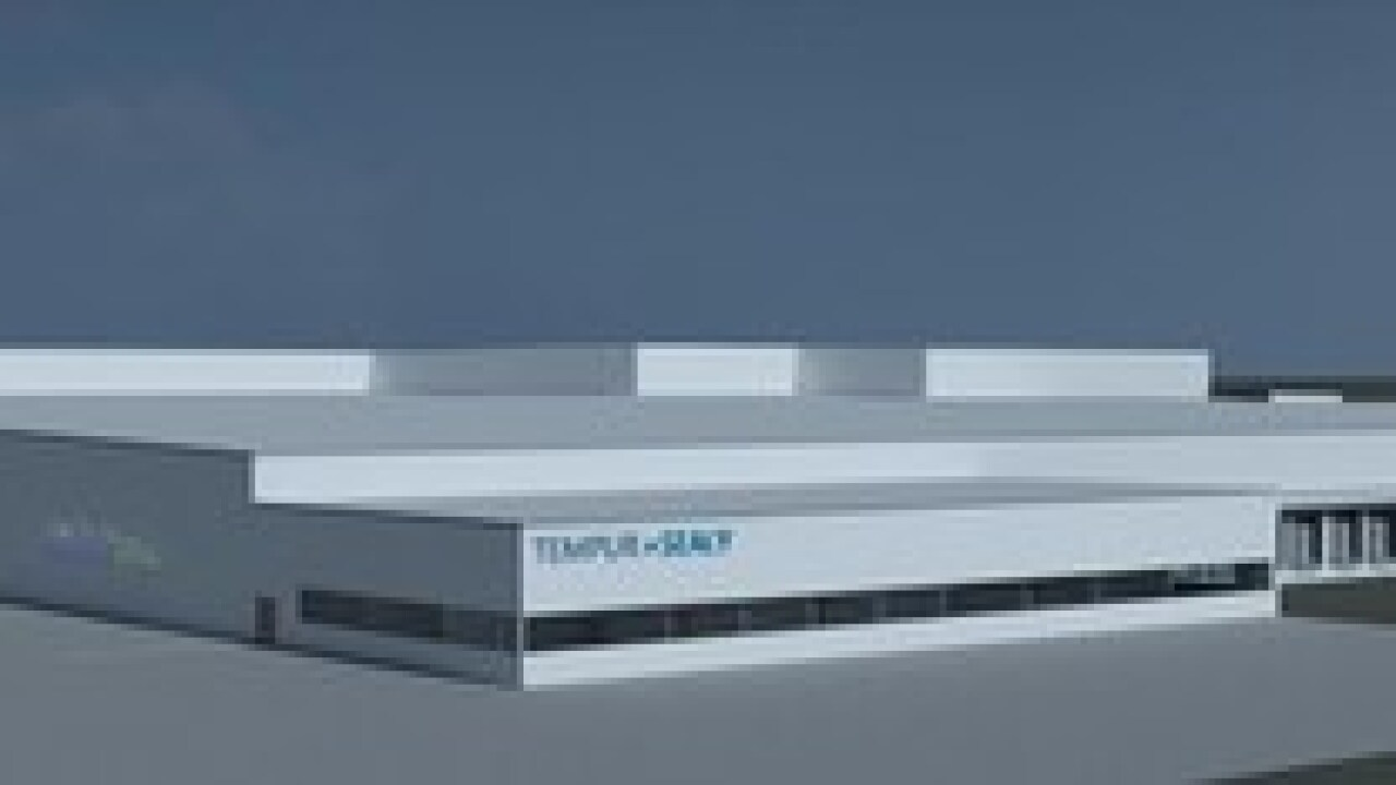 New Tempur Sealy Foam-Pouring Plant in Indiana