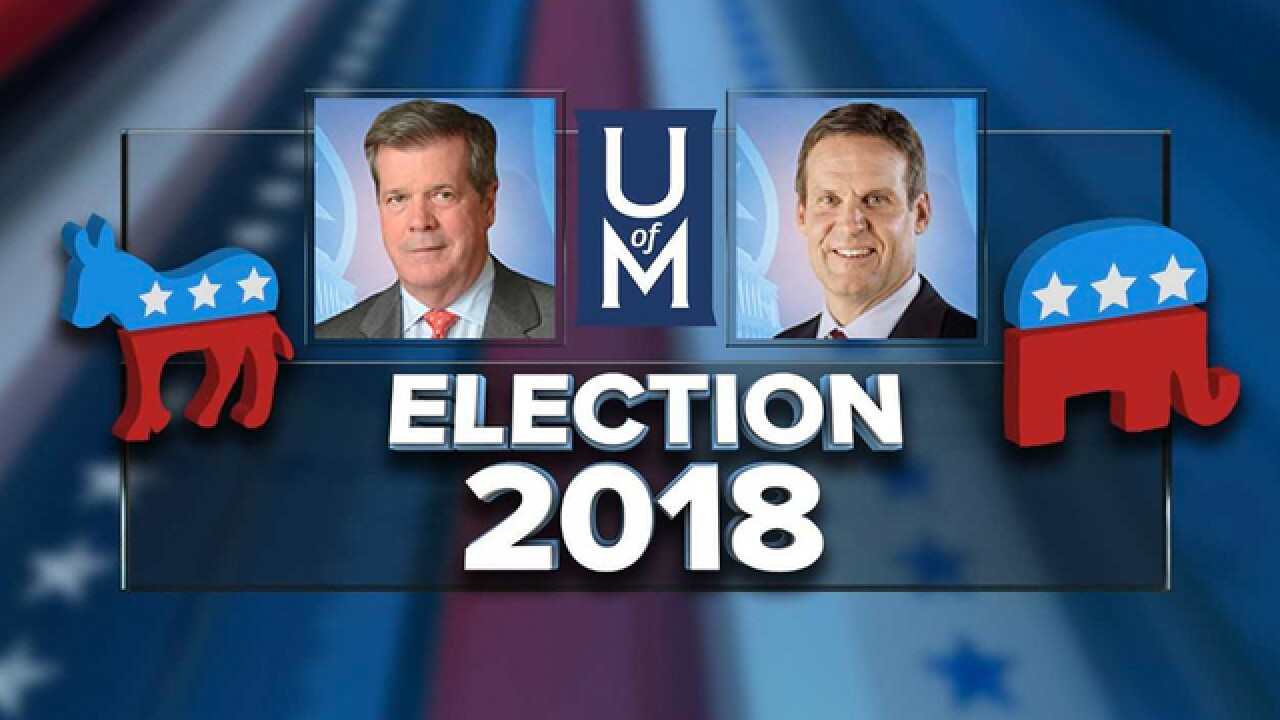 Dean, Lee To Face Off In Gubernatorial Debate