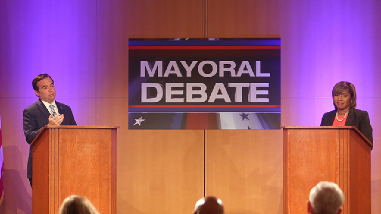 Best debate moments for Cranley, Simpson