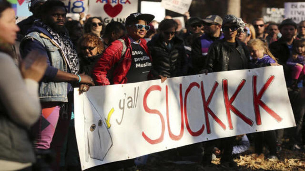 KKK denies white supremacist labeling