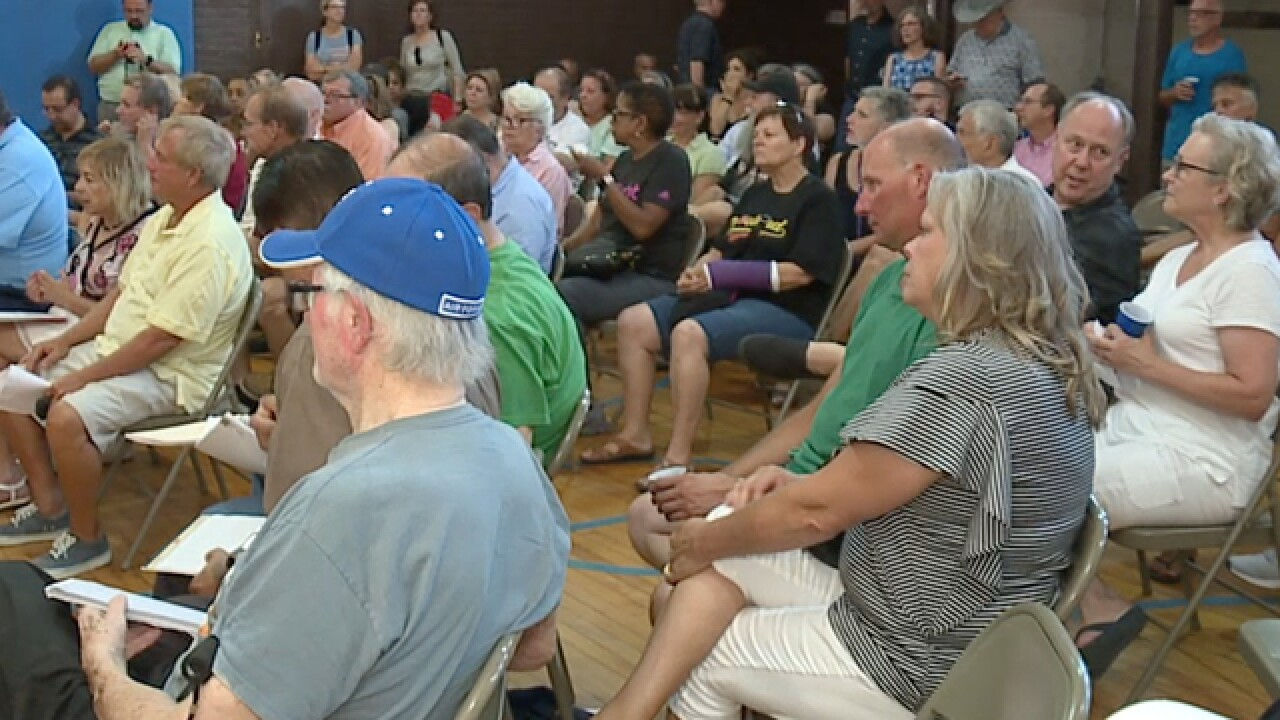 CLE homeowners vent concerns over reappraisals