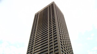 Seneca One Tower cleaning