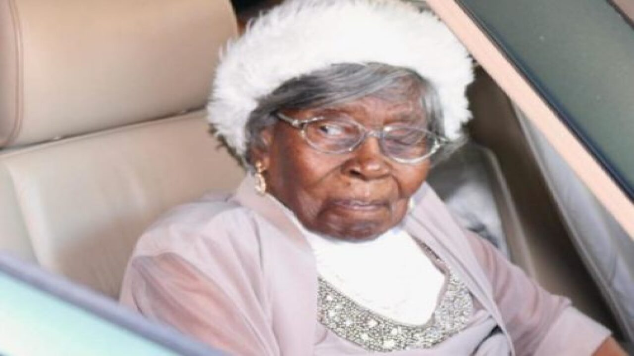 Oldest Living American Celebrates Her 116th Birthday