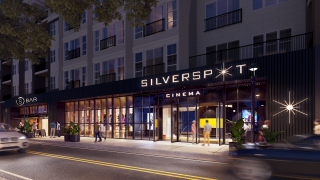 Brookfield Rendering of Silverspot cinema