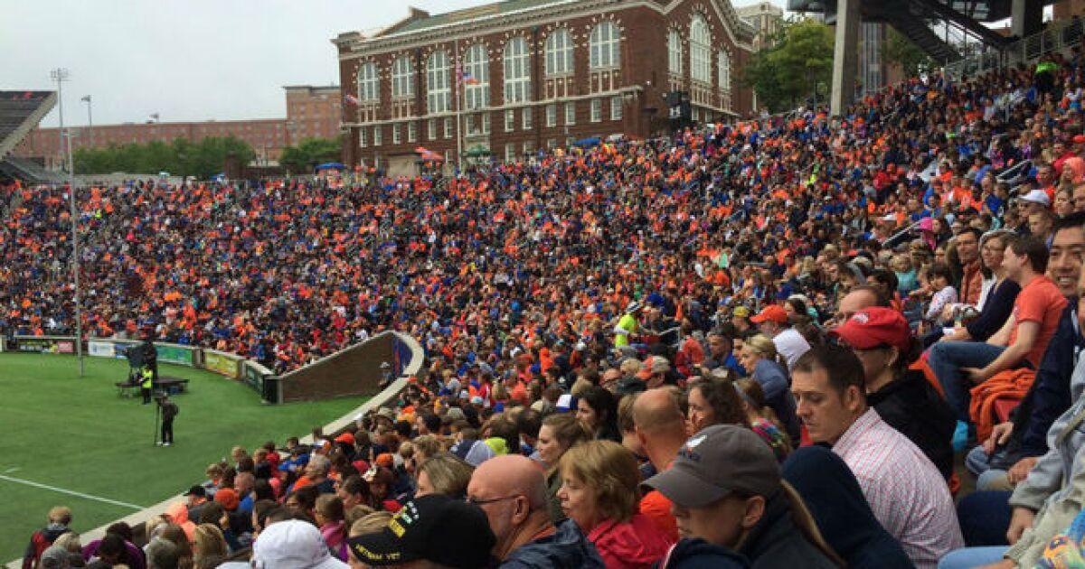 another chance d9181 c2dd0 FC Cincinnati announces partnerships with Liberty Center ...