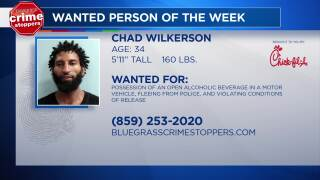 Crime Stoppers Most Wanted Person Of The Week: February 13, 2019