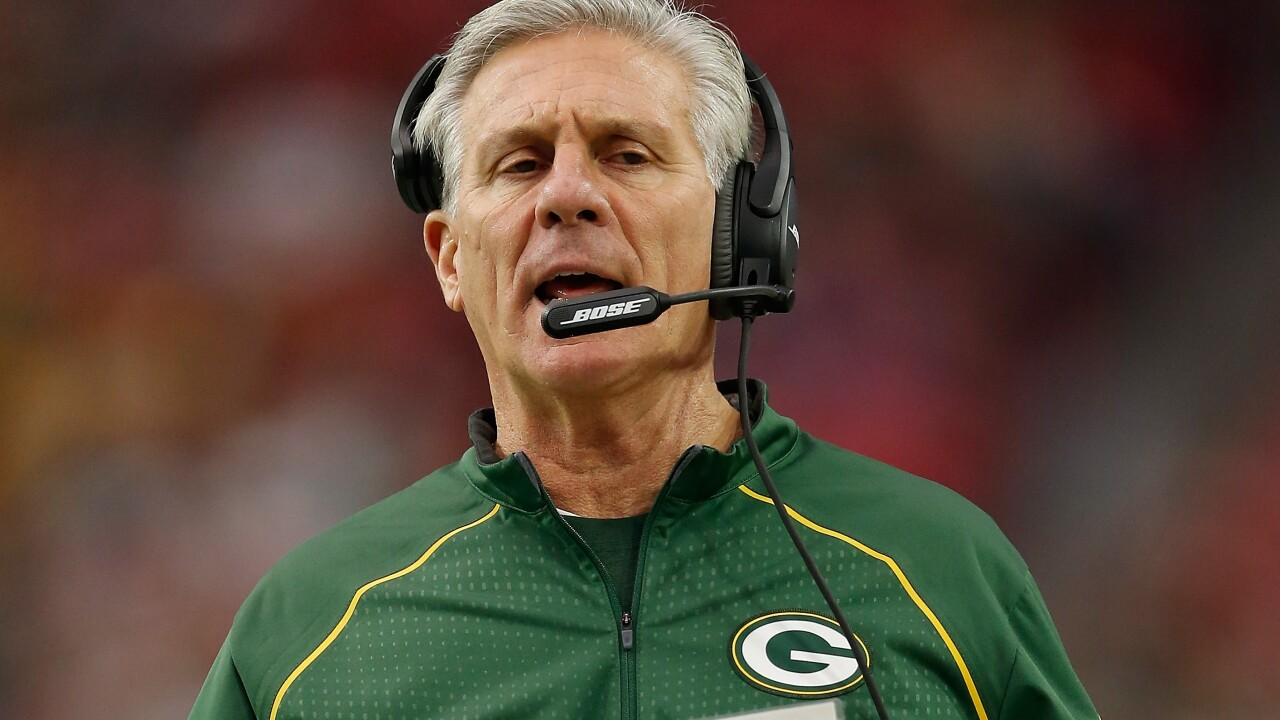 Former Green Bay Packers Special Teams Coordinator Ron Zook