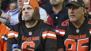 Browns fans.