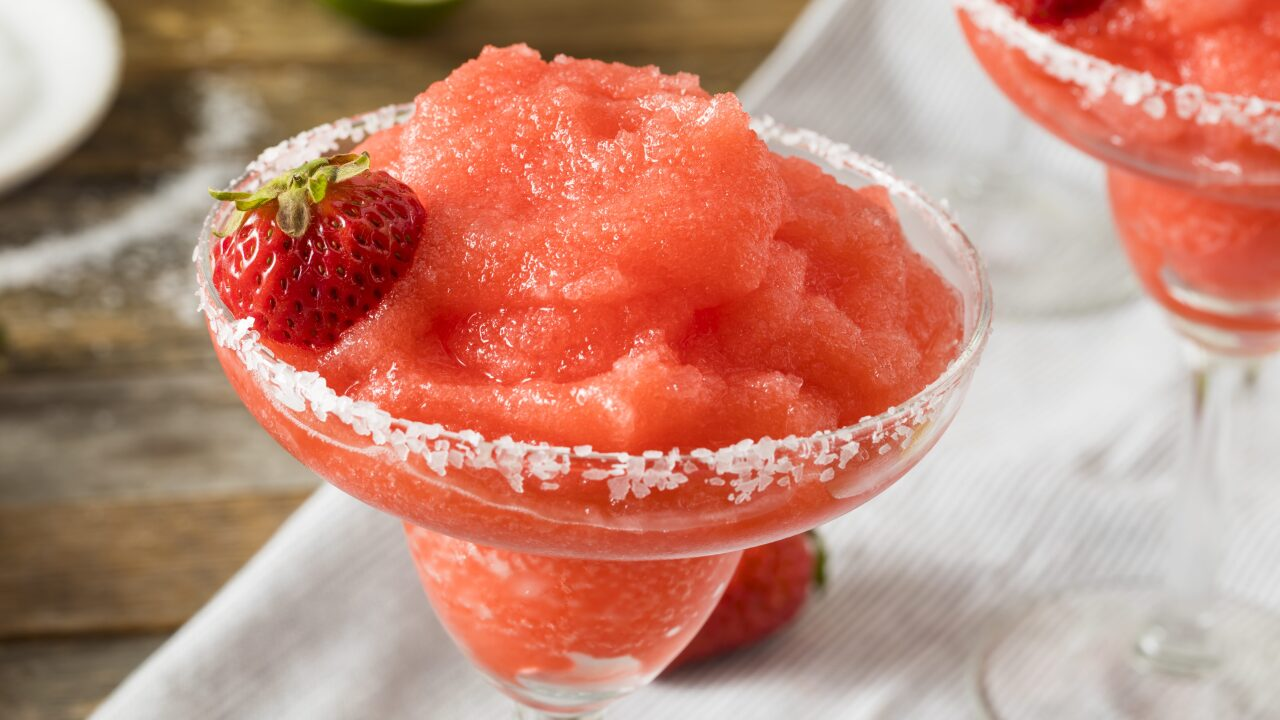 Chili's has $5 Patron margaritas all month long
