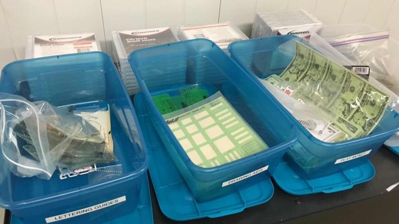 Stem Shoppe offers local teachers free supplies