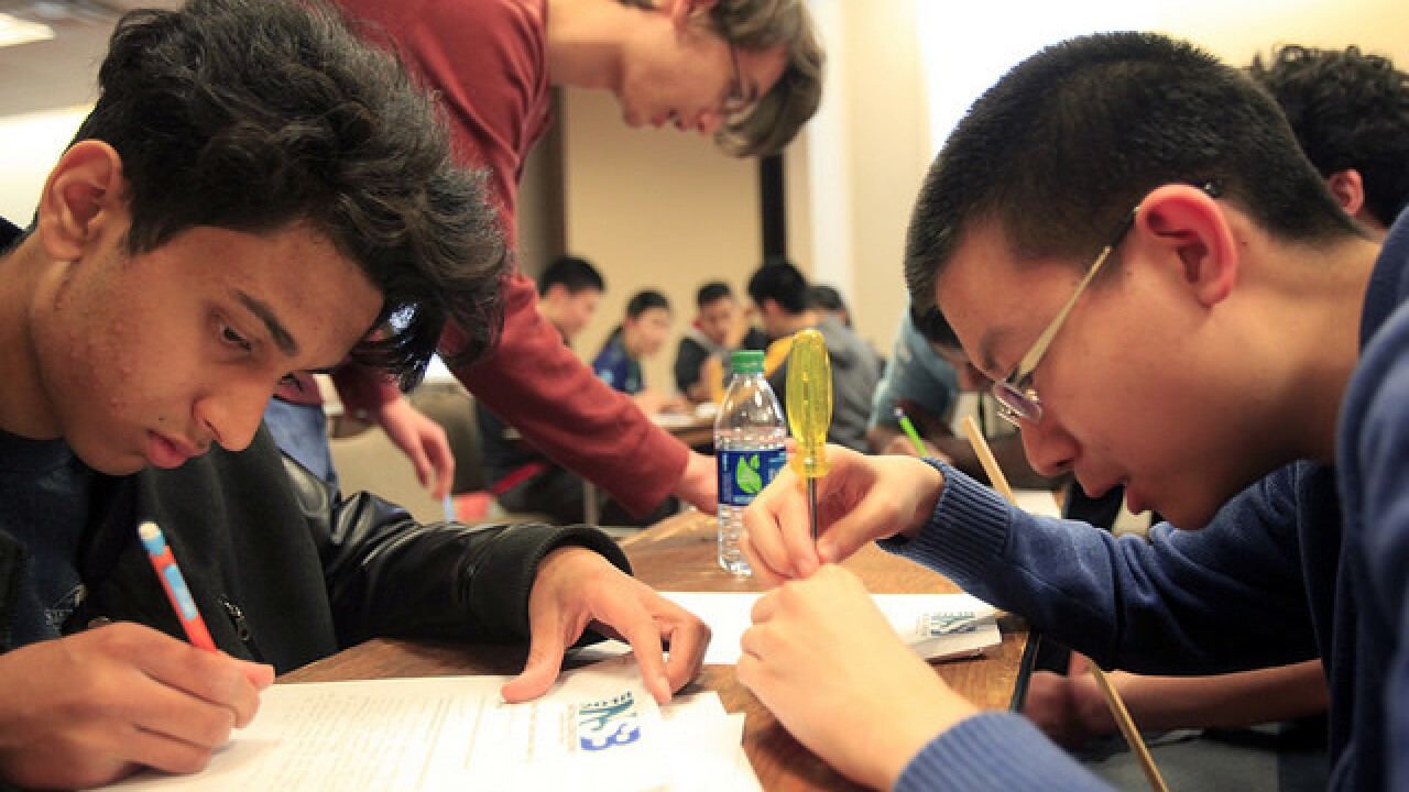 Clark students compete in National Science Bowl