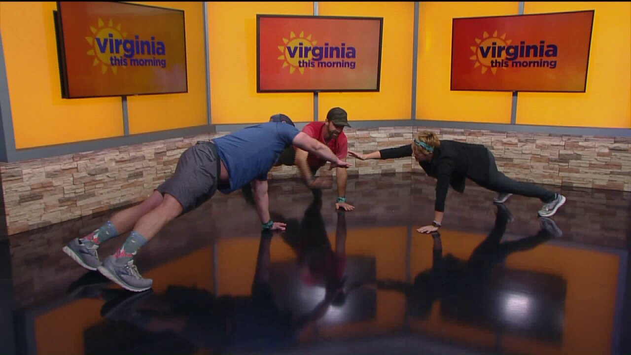 November Project RVA offers free workouts in thecity
