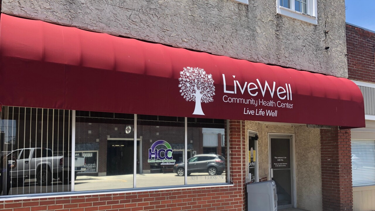 Live Well Community Health Center