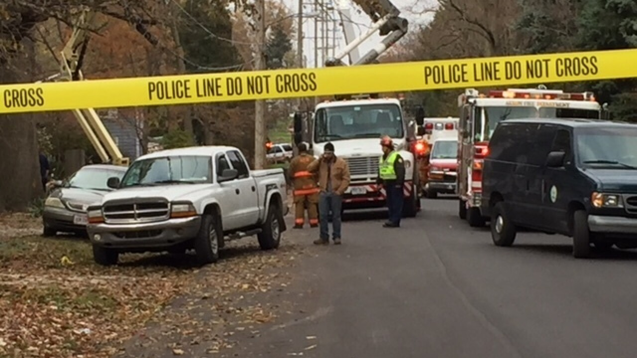 Second Akron worker dies after tree trimmers come in contact with power line