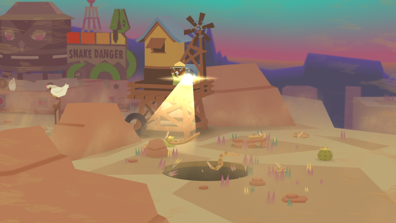Donut County Game