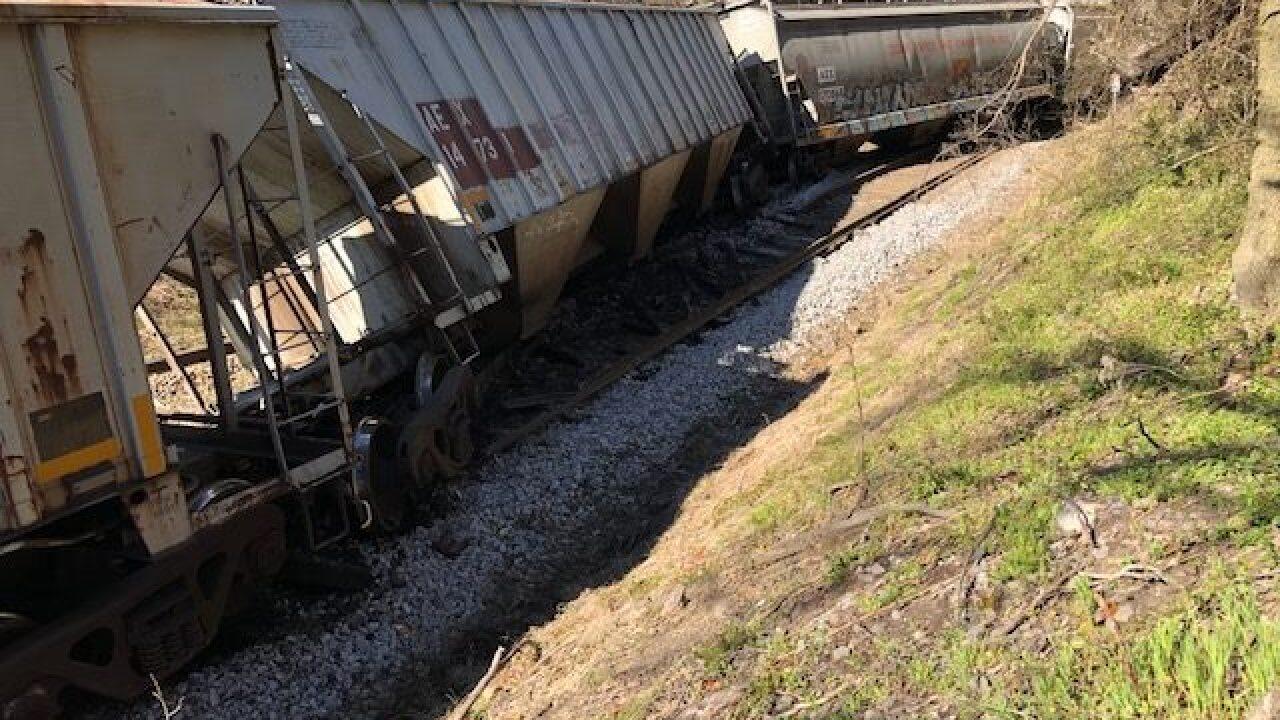 Train derails in Richmond; second derailment thisweek