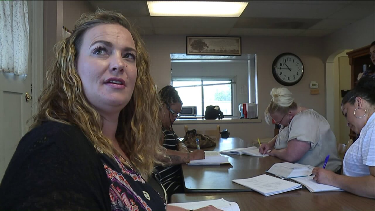 Rescue Mission helps Utah moms overcome addiction, care for their children again