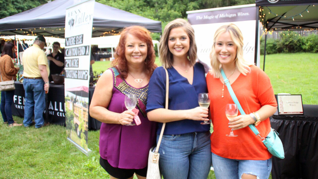 Binder Park Zoo's 10th Annual Wine Festival
