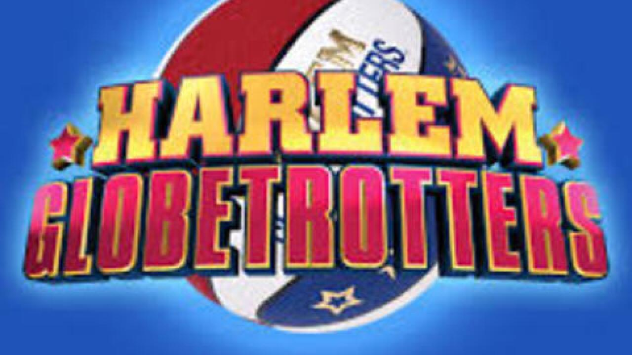 LIVE: Globetrotters playing at Rabobank Arena
