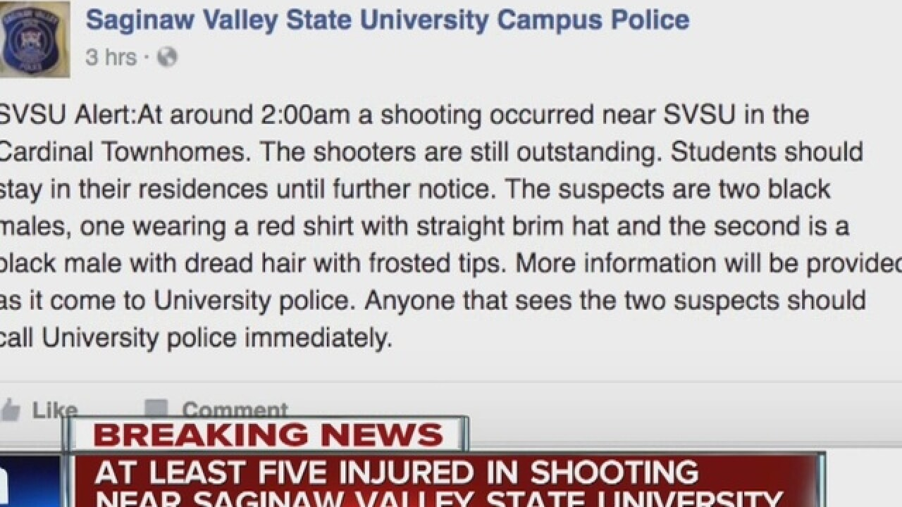 BREAKER: shooting reported near campus of SVSW