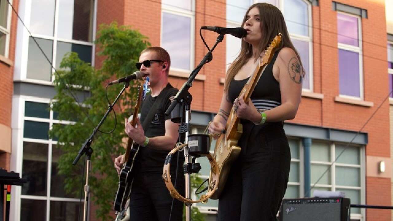 Inaugural 'Project Pabst Denver' Music Festival
